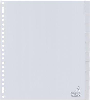 Tabbladen Kangaro 23-gaats G410FM-B 10-delig+venster breed