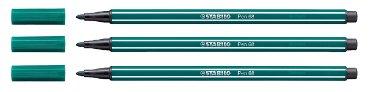 Viltstift Stabilo 68/53 blauwgroen