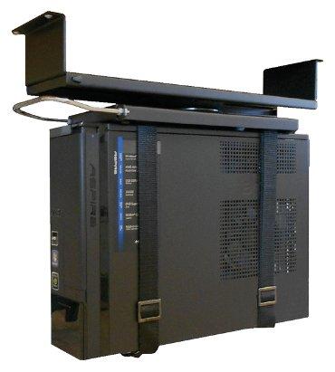 CPU houder Neomounts D050 zwart