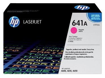 HP laser cartridge C9723A rood voor o.a. laserjet 4600-serie