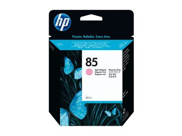 Inkcartridge HP C9429A 85 lichtrood