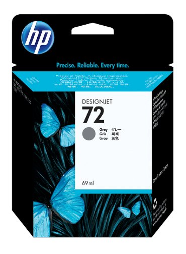 Inkcartridge HP C9401A 72 grijs
