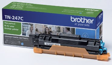 Tonercartridge Brother TN-247C blauw