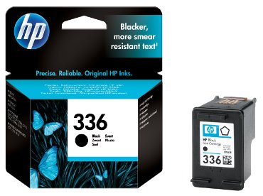 Inktcartridge HP C9362EE 336 zwart
