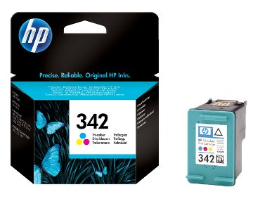 HP inkjet cartridge no. 342 kleur - 5 ml.