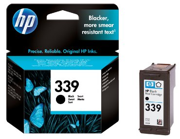 Inktcartridge HP C8767EE 339 zwart
