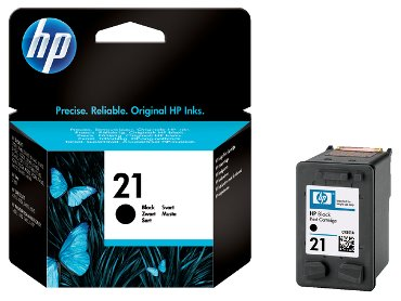 Inktcartridge HP C9351A 21 zwart