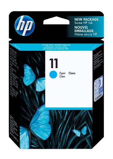 Inkcartridge HP C4836AE 11 blauw