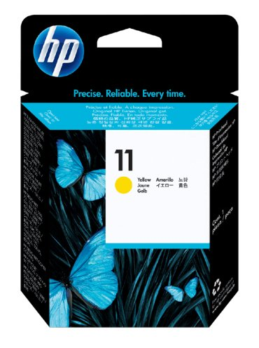 Inktcartridge HP C4838AE 11 geel