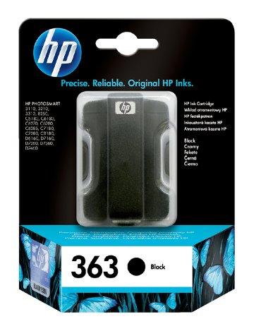 Inktcartridge HP C8721EE 363 zwart