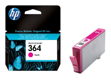 Inktcartridge HP CB319EE 364 rood