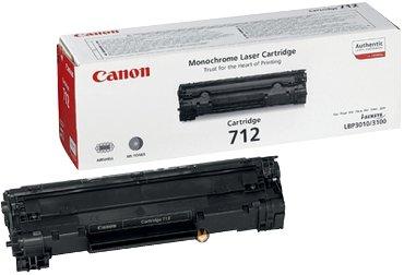Tonercartridge Canon 712 zwart