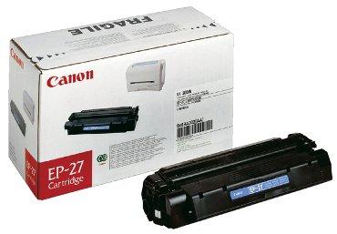 Tonercartridge Canon EP-27 zwart