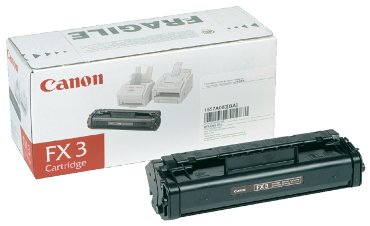Canon laser cartridge fx-3
