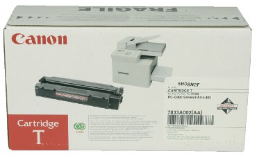 Canon laser cartridge type t