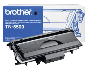 Tonercartridge Brother TN-5500 zwart