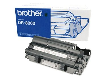 Drum Brother DR-8000 zwart