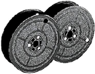 Lint Pelikan groep 8 dubbelspoel nylon zwart