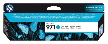 Inkcartridge HP CN622AE 971 blauw