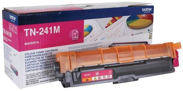 Tonercartridge Brother TN-241M rood