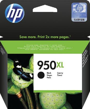 Inkcartridge HP CN045AE 950XL zwart HC