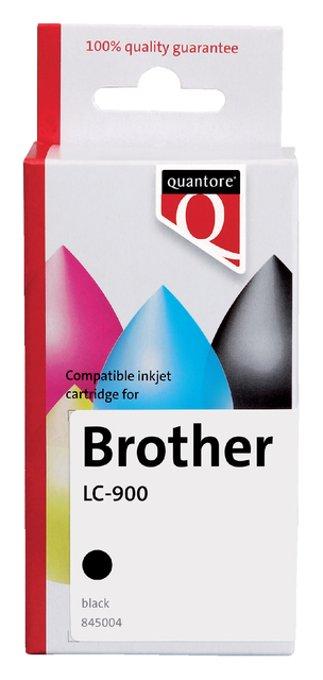 Inktcartridge Quantore Brother LC-900 zwart
