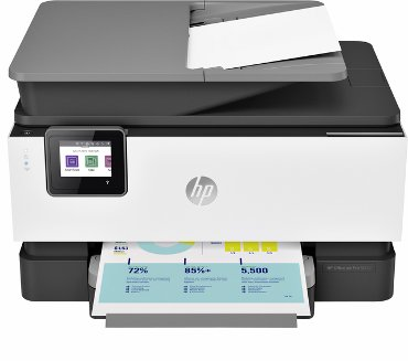 Multifunctional HP Officejet Pro 9012