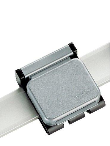 Klemboy MAUL magnetisch verschuifbaar grijs