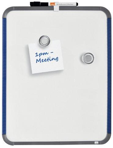 Whiteboard Nobo Slim Line 28x36cm wit