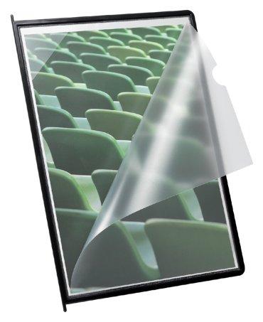 Infotas Flex-O-Frame met pen A4 zwart