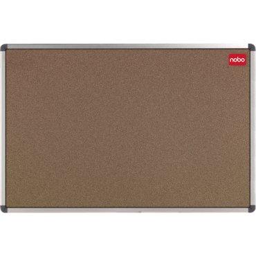 Prikbord Nobo 90x60cm kurk retailverpakking