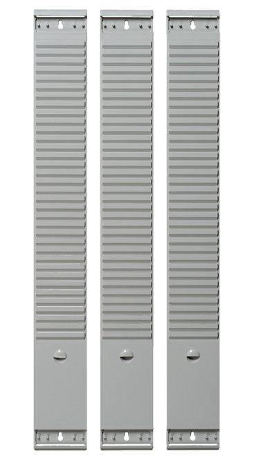 Planbord Element 35 sleuven 77mm grijs