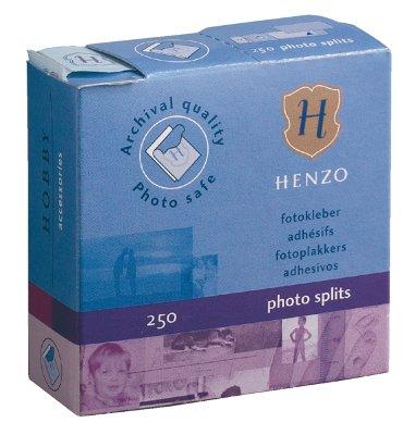 Fotoplakker Henzo dispenser 250stuks