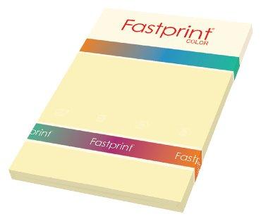 Kopieerpapier Fastprint A4 80gr ivoor 100vel