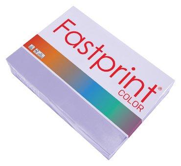 Kopieerpapier Fastprint A4 120gr lila 250vel