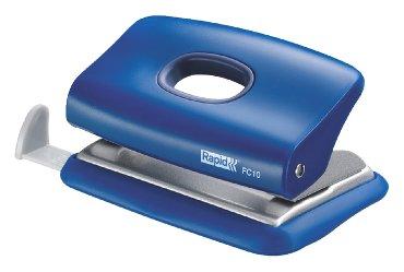 Perforator Rapid FC10 2-gaats 10vel blauw