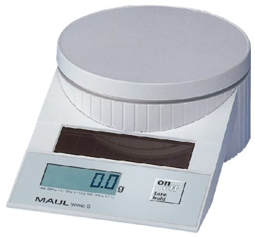 Briefweger Maultronic 1512002 tot 2000gram wit