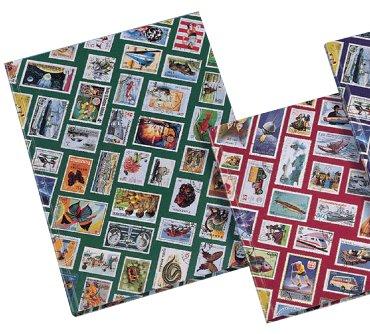 Postzegelinsteekalbum Leuchtturm A4 16blz
