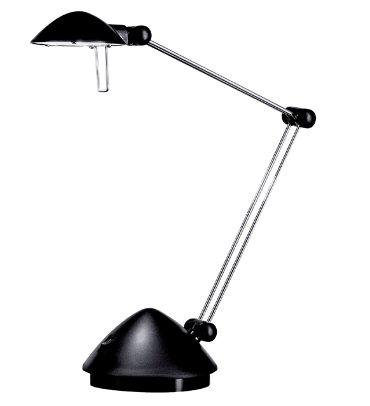 Hansa decoratieve bureaulamp, kleur groen