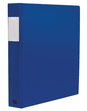 Ringband Multo Esprit 23-rings A4 32mm D-mech blauw
