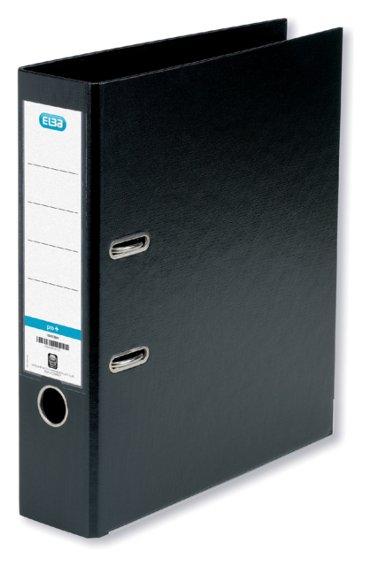 Ordner Elba Smart Pro+ A4 80mm PP zwart