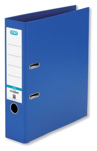 Ordner Elba Smart A4 80mm PP blauw