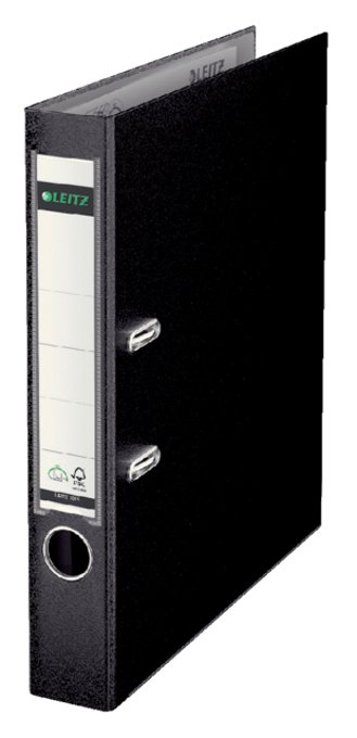 Leitz ordner A4 50 mm. zwart