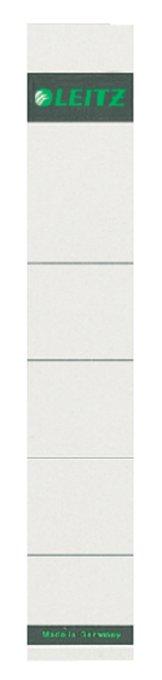 Leitz kartonnen insteek ordnerruggen 1608 karton voor smalle ordners