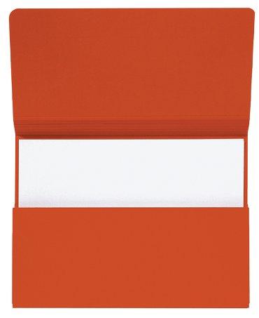 Pocketmap Secolor A4 270gr rood