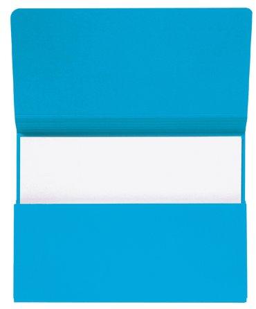 Pocketmap Jalema Secolor folio blauw