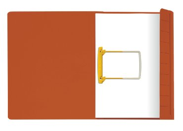 Jalema Secolor Clipmap, kleur rood, formaat A4