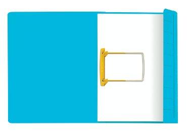 Jalema Secolor Clipmap, kleur blauw, formaat folio