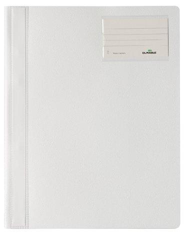 Snelhechter Durable A4 PVC etiketvenster wit