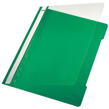 Snelhechter Leitz standaard A4 PVC groen